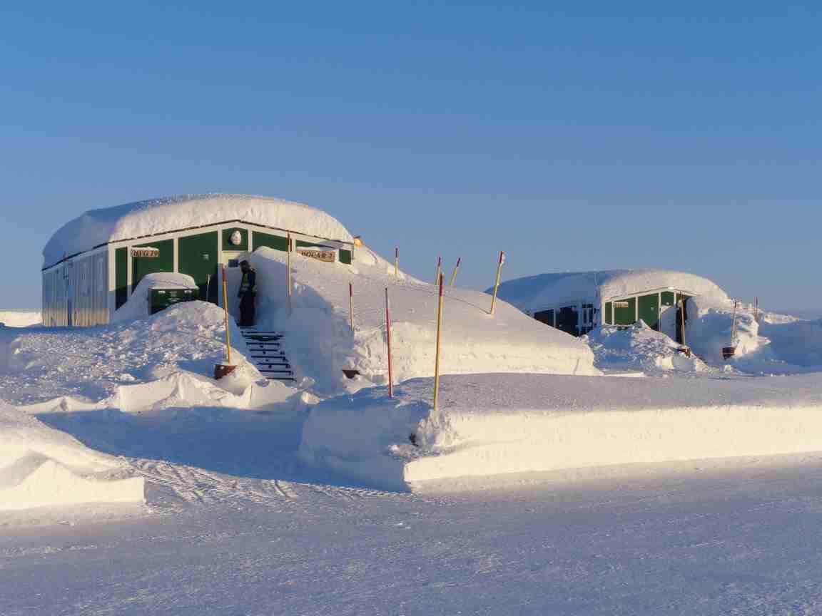 station nord grønland