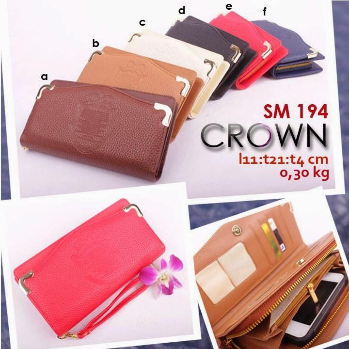 jual online dompet wanita bahan kulit sintetis harga murah