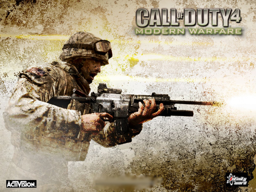 call of duty 2 modern warfare