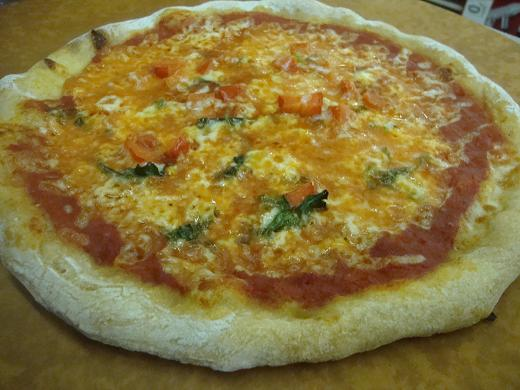 ... Pizza: Failed Dough and Pizza attempt with Nancy Silverton's Dough 11