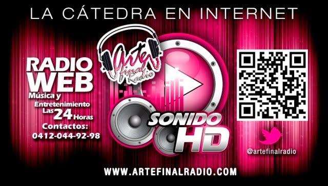 www.artefinalradio.com.ve