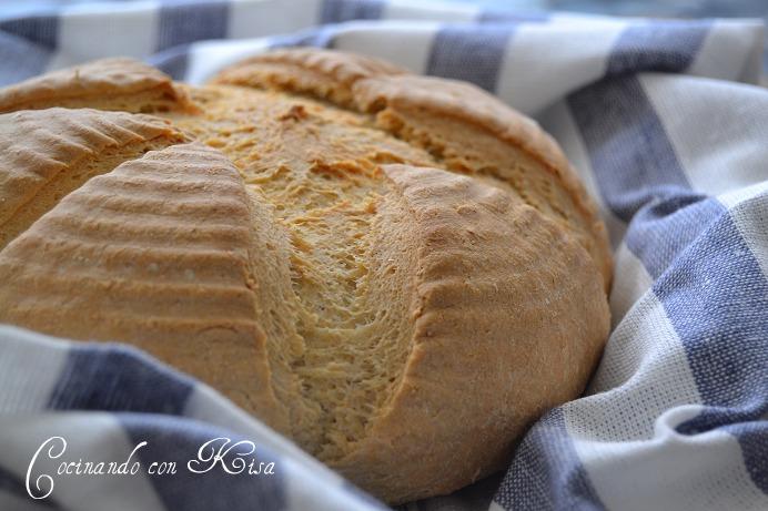 Cocinando con kisa pan con leche de soja y harina de maiz for Pane con kitchenaid