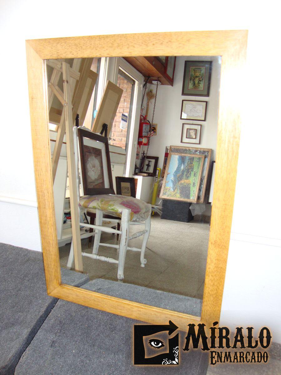 Espejos a medida marcos modernos chatos lustrados for Marcos para espejos a medida