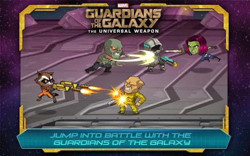 Guardians of the Galaxy: TUW v1.1 Android APK