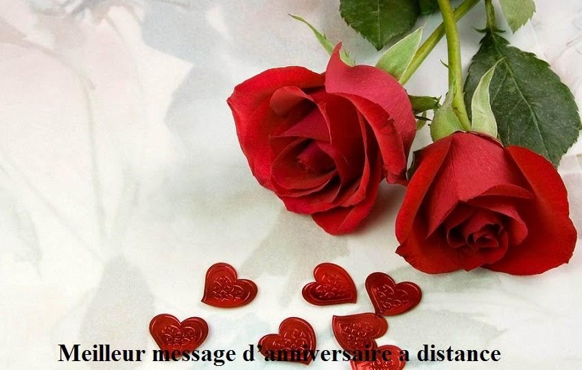 Meilleur Message D Anniversaire A Distance Texte Anniversaire Sms