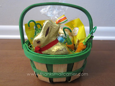 Lindt Easter Basket review