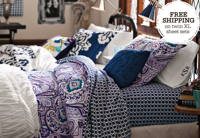 pottery barn dorm duvet covers 1
