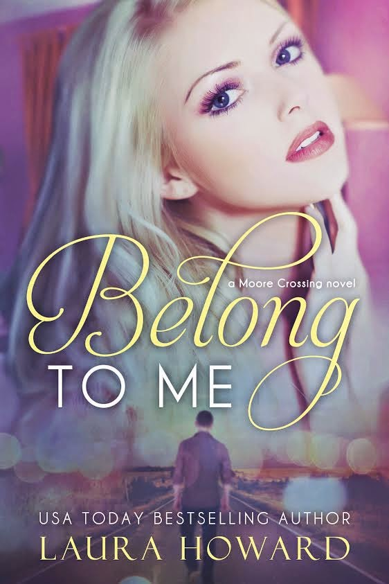 Cover Reveal: Belong To Me