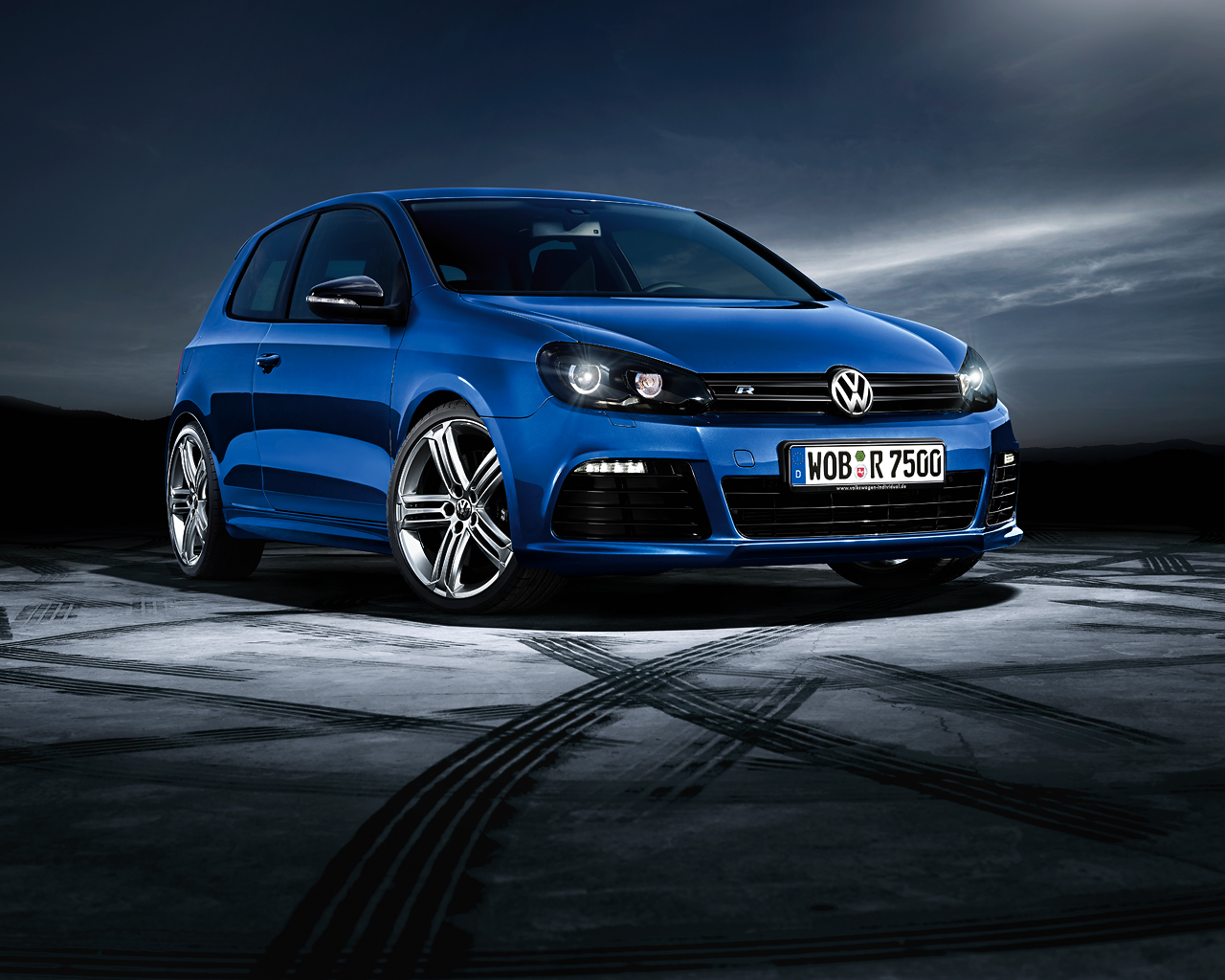Golf 6 R Wallpapers