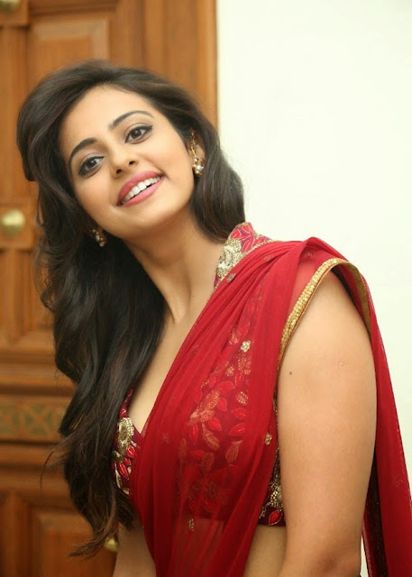 Rakul Preet Singh Stills at Tiger Movie Audio Launch 3.jpg