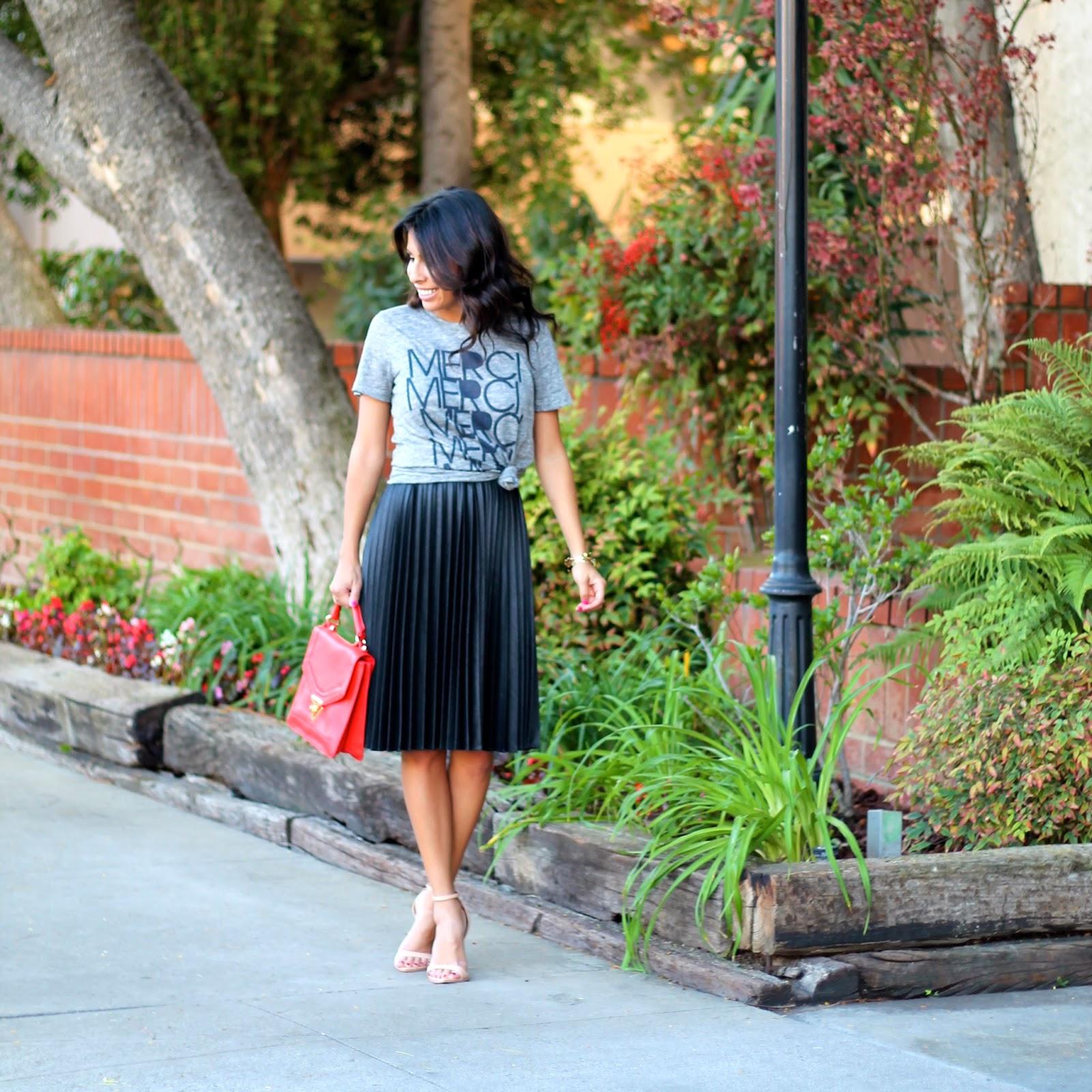 zara skirt sole society bag