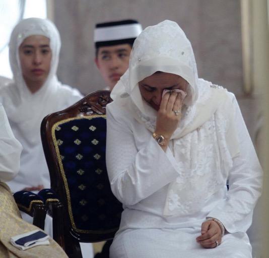 Sekitar Pengkebumian Tunku Abdul Jalil