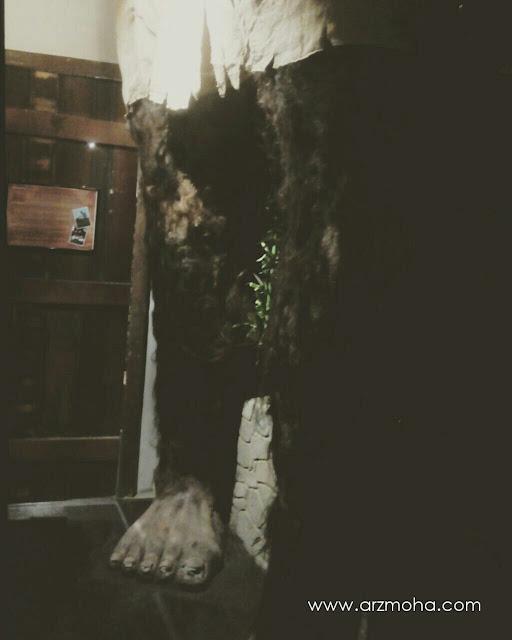 ghost museum penang, apa menarik di ghost museum penang, kisah seram,