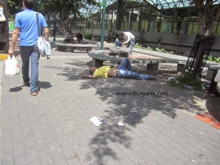 Luego de 16 años de revolución Caracas y la Guaria lucen muy mal  IMG_9611