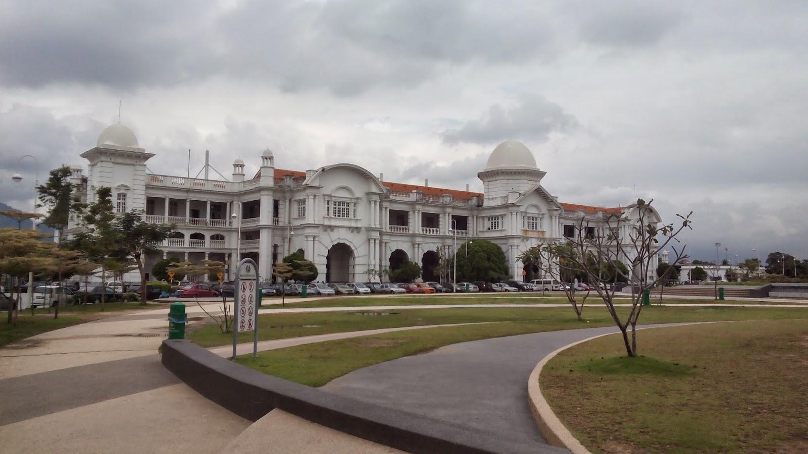 Jalan-jalan Naik ETS - 27 Disember 2014