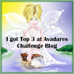 I Made The Top 3 - Avadares Challenge