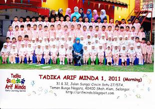 ARIFMINDA family 2011 #1
