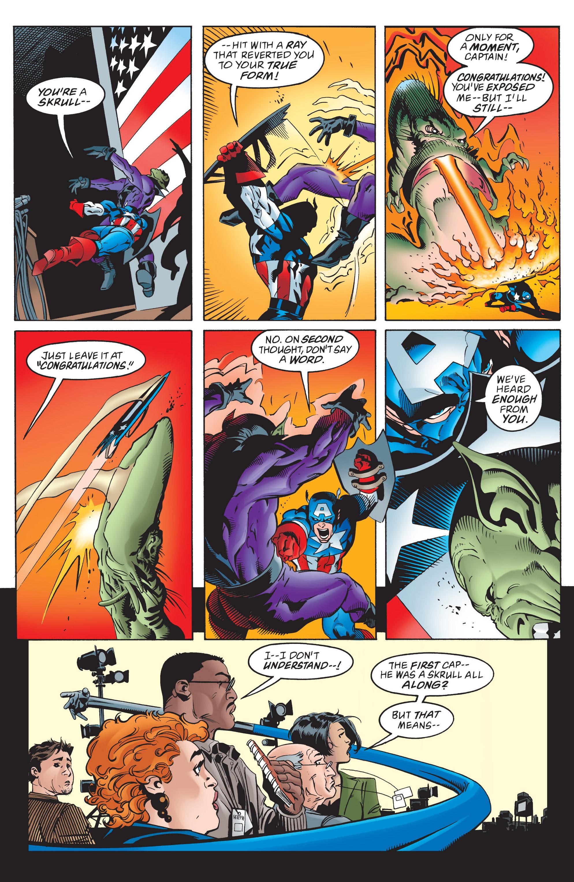 Captain America (1998) Issue #7 #10 - English 15