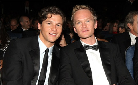 Neil Patrick Harris Boyfriend 2011 http://princessty.blogspot.com/2011/05/did-you-know.html