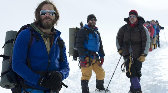 Trailer IMAX de Evereste apresenta imagens inéditas do filme