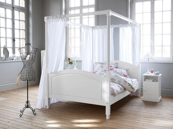 Atelier de charo camas con dosel canopy beds - Cama con dosel ...