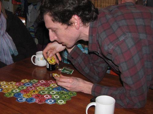 playing Hexal