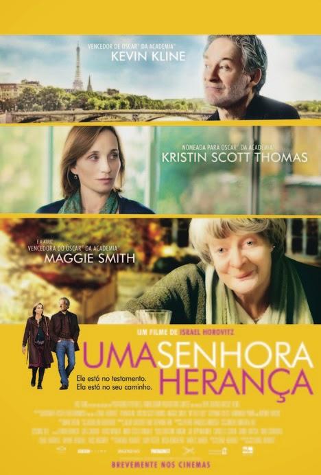 Uma Senhora Herança – Legendado (2014)