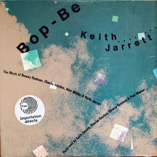 Keith Jarrett, Bop-be