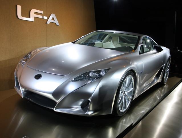 Lexus Cars 8