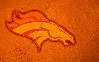 Denver Broncos Horse Symbol HD Wallpaper