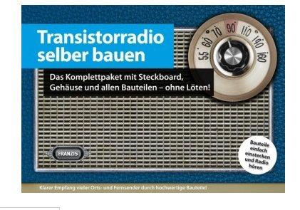 Lernspielzeug und Bastelbedarf: Radio bauen - mit Schaltplan ...