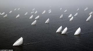 Perlombaan Perahu Paling Indah Di Dunia?