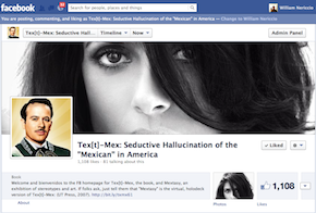 The Textmex Facebook Site