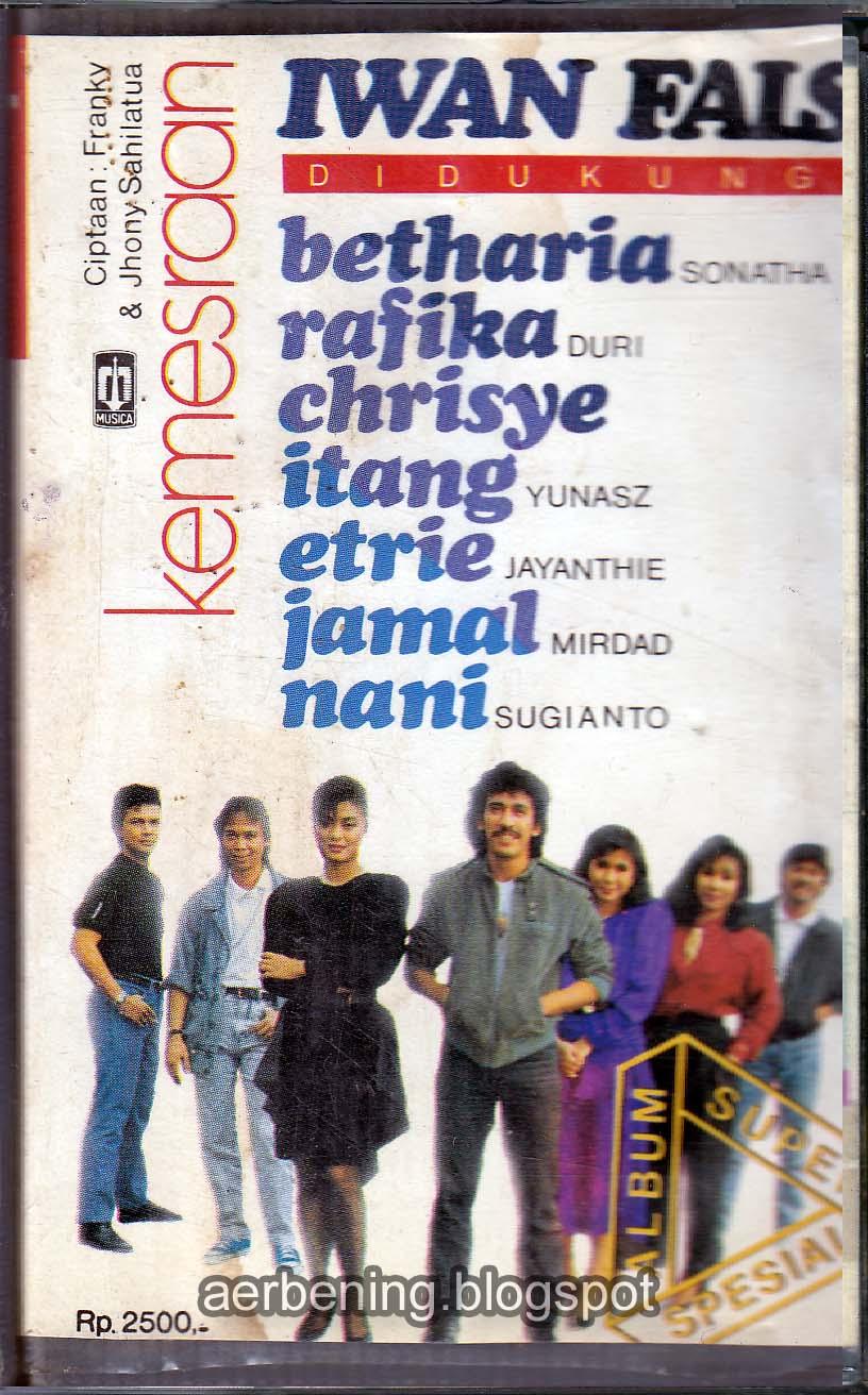 Kemesraan, 1987 Terminal, 1993 Frustasi, 1981 Sirkus Barock, Bukan ...