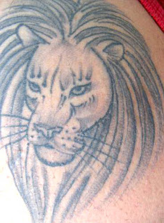 Zodiak Tattoos Gallery - Leo Tattoo