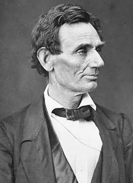 Lincoln 1860