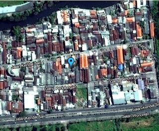 Kendalsari Kodya Surabaya Jawa Timur Indonesia