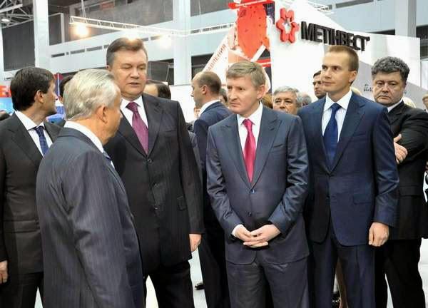 Presidente Poroshenko ha cominciato a lottare contro l'oligarca Akhmetov