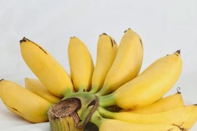 الموز مفيد جدا في تهدئة وتسكين العقل.
