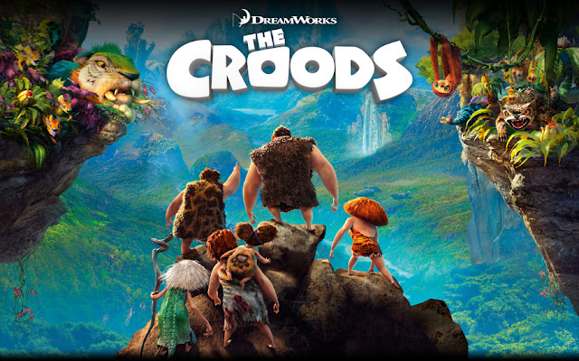 The Croods Movie 2013 Poster