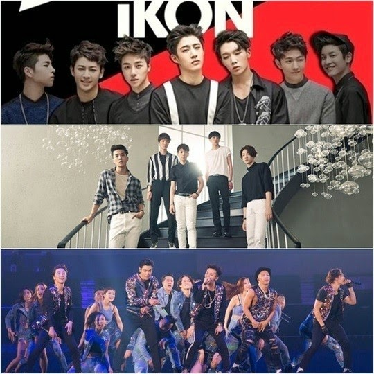 [Music Talk Talk Talk] WINNER ♥ IKON… Monstrous YG Rookies