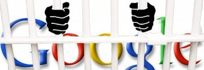 Google na prisão por causa de políticos