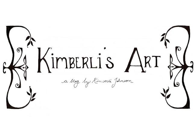 Kim's art blog