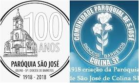 Criação da Paróquia de São José de Colina