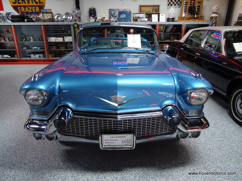 HOVER MOTOR COMPANY: The San Diego Auto Collection features ...