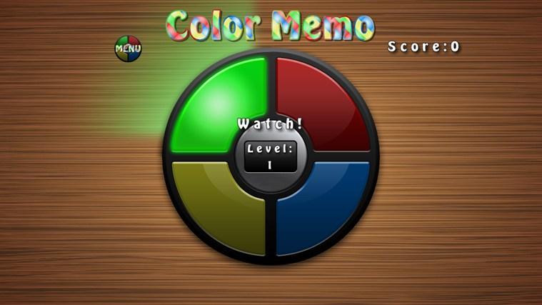 Color Memo