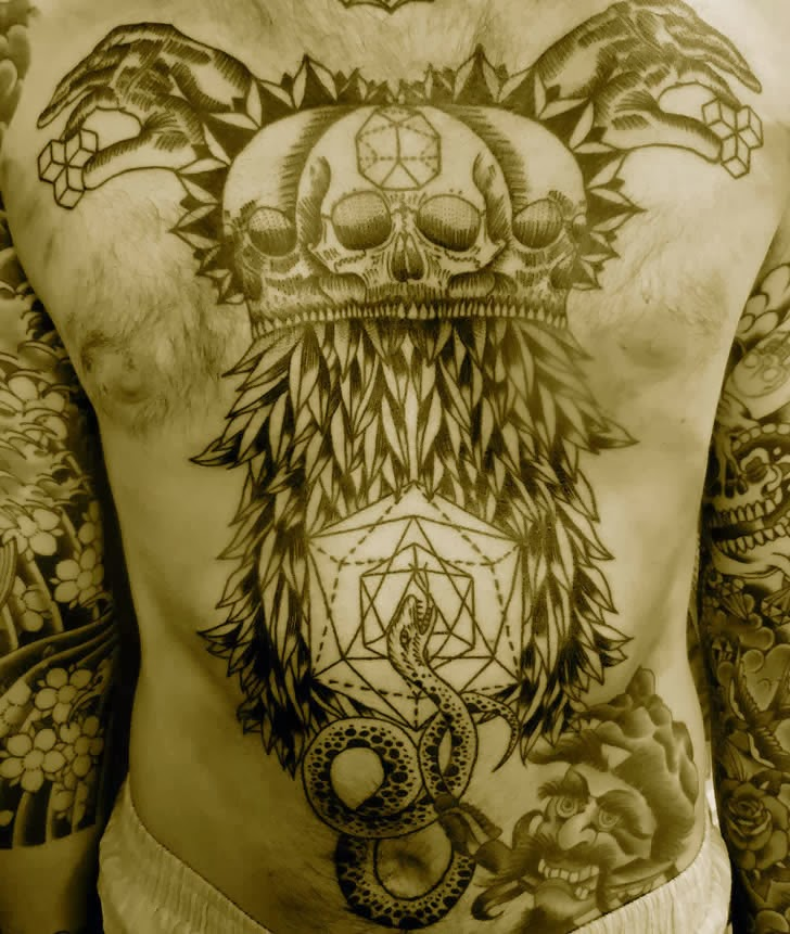 Tattoos Are Art - Great Facts and Many Ideas