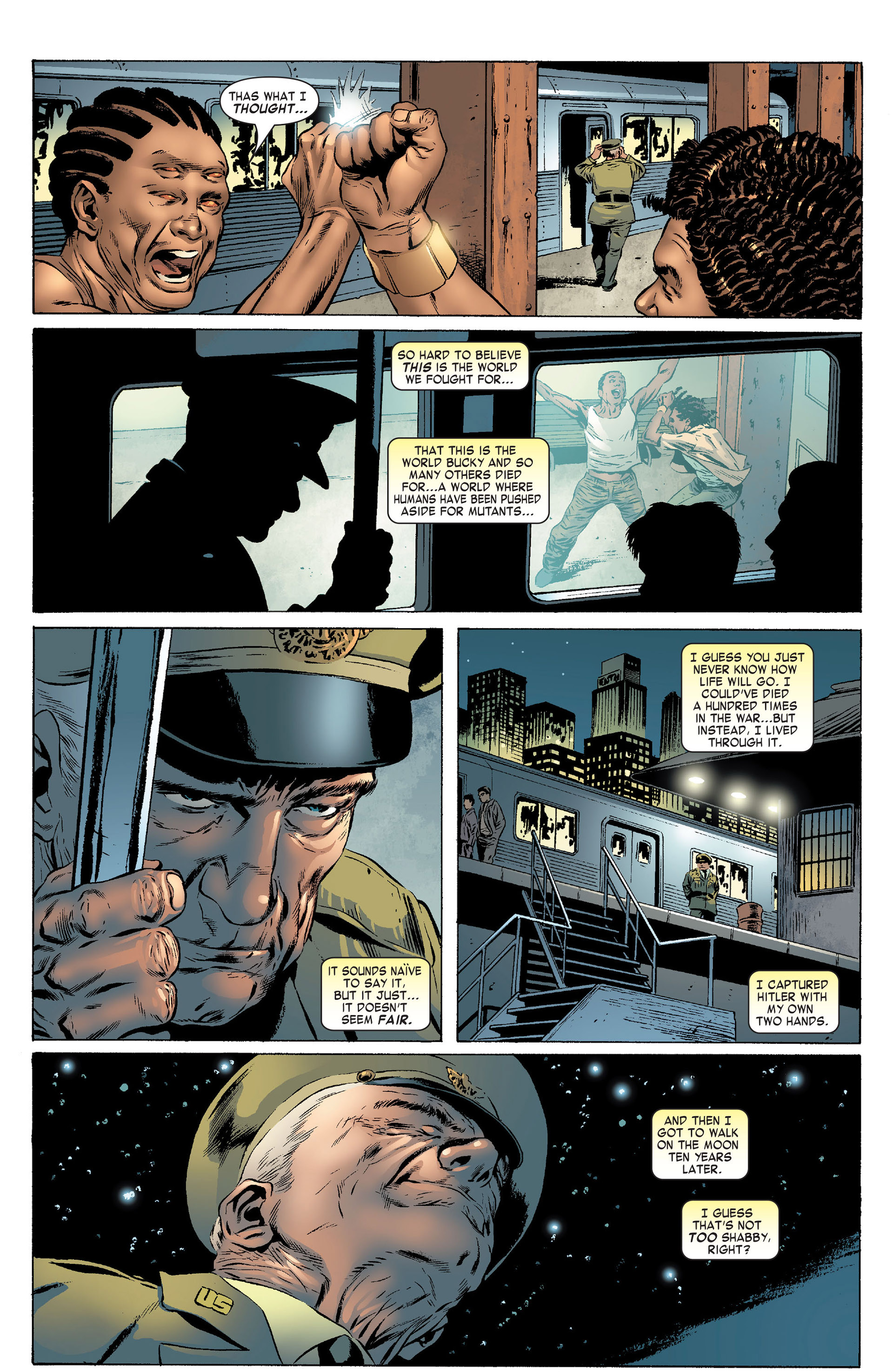 Captain America (2005) Issue #10 #10 - English 23