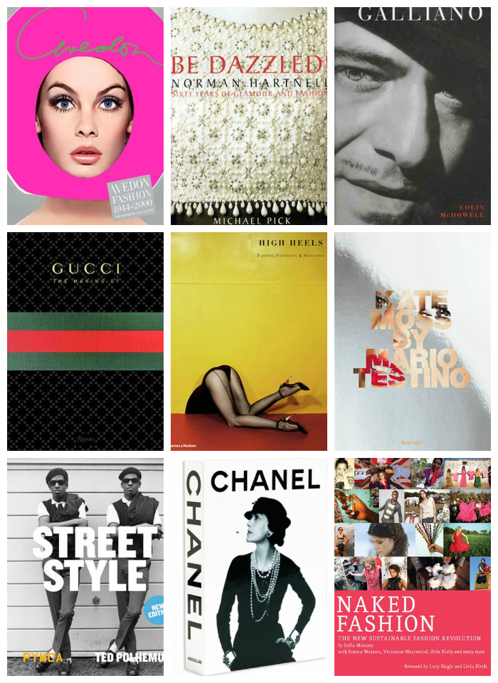 The best fashion books for summer