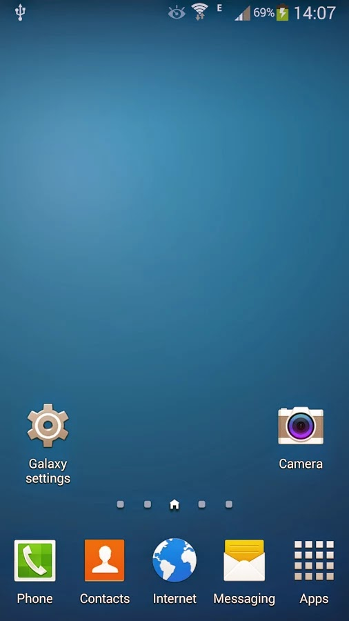 Galaxy Launcher (TouchWiz) Prime v1.0.1